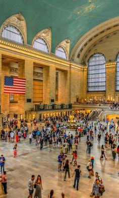 Le stazioni ferroviarie più belle e originali del mondo   Grand Central Terminal, New York, USA