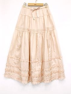 SALE コットンサテンスカート | PINKHOUSE,セール | ピンクハウスウェブショップ Midi Skirt, Skirts, Fashion, Te Quiero, Moda, Midi Skirts, Fashion Styles, Skirt