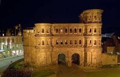 Trier.... Cool place to visit. Old Roman ruins.