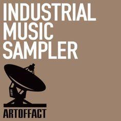 Industrial Music Sampler - Artoffact Records $0.00