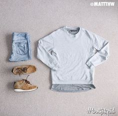 Outfitgrid started as a way of bringing the community together to showcase style. Trendy Mens Fashion, Stylish Mens Outfits, Dope Fashion, Fashion Outfits, Street Fashion, Fashion Men, Fashion Ideas, Lumberjack Style, Outfit Grid