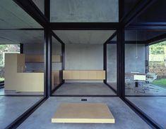 imaginary cubic form interior kitchen design ideas