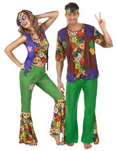 pantaloni e cinta S Smiffys Costume Donna Disco anni 70 con parte superiore