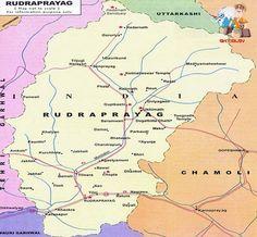 Nainital Political Map Uttarakhand Pinterest Lake District - Lakes in india map