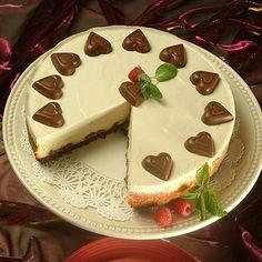 Valentine Cheesecake | Nestlé Recipes | ElMejorNido.com