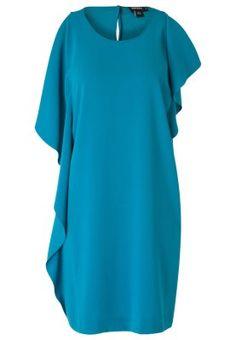 Robe de soirée - turquoise