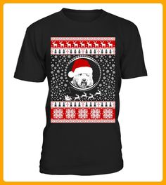 Merry Christmas Labradoodle - Ostern shirts (*Partner-Link)