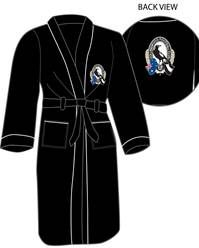 Collingwood Magpies Fleece Dressing Gown