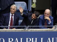notizie:  Renzi show agli Us Open, 'Italia ha sorpreso gli ...