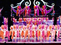 """""""Jubilee!"""" Show at Bally's in Las Vegas....Aaaa-maz-ing!"""
