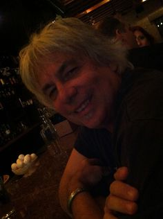 Dead Pyrates Society Drummer Mark Hamilton