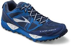 Brooks Cascadia 9 Trail-Running Shoes - Men\'s