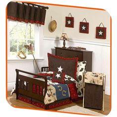 boys cowboy room ideas | Kids Room Deals Save On Sweet Jojo Designs Crib Bedding Sets Toddler