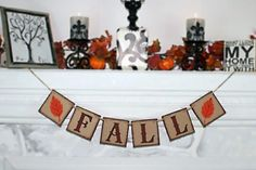 Fall gifts by nezjewelry on Etsy