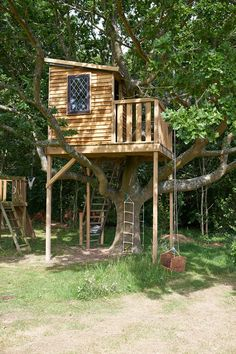 Indoor tree house kids rustic with tree house treehouse garden swing garden rooms