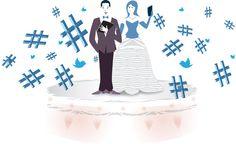 Digital Divide on the Wedding Aisle Wedding Signs, Wedding Ceremony, Reception, Wedding Day, Event Marketing, Wedding Moments, Embedded Image Permalink, Ny Times, Bridesmaid