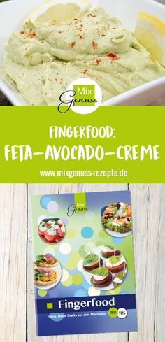 Feta-Avocado-Creme – MixGenuss Blog