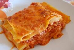 Italian Best Lasagna Bolognese If You Want To Play Safe This Is One Of The Best Meat Lasagna Recipe Around...