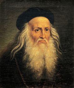 Leonardo Da Vinci -  (1440×1727)