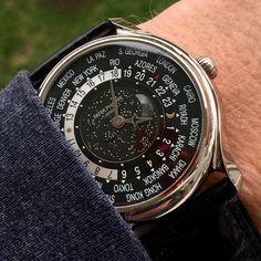 Patek Philippe [NEW-OLD-STOCK][LIMITED 1300][舊新貨限量1300支] 175th Anniversary Collection World Time Moon 5575G-001 at HK$838,000. #PP #PATEK #PATEKPHILIPPE #WORLDTIME #WORLD_TIME #PPWORLDTIME #PATEKPHILIPPEWORLDTIME #PATEKWORLDTIME #PP175THANNIVERSARY #175THANNIVERSARY #PPLIMITED #PATEKPHILIPPELIMITED #5575G #5575G_001 #5575G001
