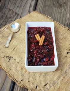 ... Cooking on Pinterest | Cranberry Sauce, Stuffing and Cranberries