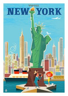 Richard Zielenkiewicz: New York