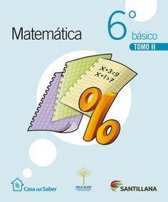 Recursos primaria batera de problemas de matemticas para 1 y 2 6to basico santillana parte 1 alumno fandeluxe Gallery
