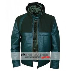 Green Arrow Amell Stephen Hoodie Vest Removable Hood - Best Offer #BNH #BasicJacket