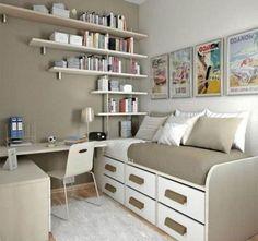 49 Wonderful Bedroom Storage Design Ideas