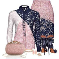 Lace Top Candela&Skirt Candela