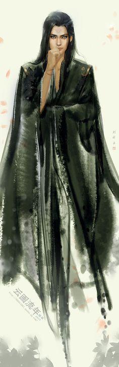 Men in black by hiliuyun on deviantART