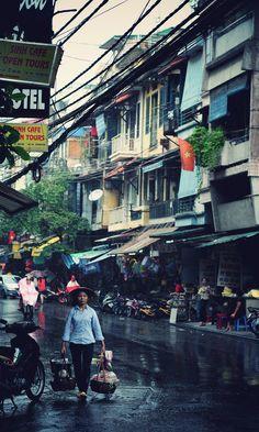 Hanoi, Vietnam http://viaggi.asiatica.com/ #travel #vietnam #hanoi
