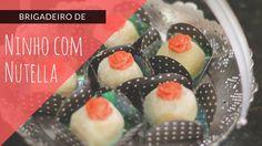 Brigadeiro de Leite Ninho com Nutella | COMO FAZER
