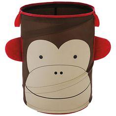 Buy Skip Hop Pop Up Hamper, Monkey Online at johnlewis.com