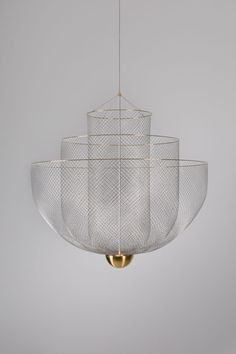 Shop the Meshmatics Chandelier and more contemporary lighting designs by Moooi at Haute Living. Interior Lighting, Home Lighting, Modern Lighting, Lighting Design, Lighting Sale, Lampe Decoration, Decoration Design, Chandelier Pendant Lights, Modern Chandelier