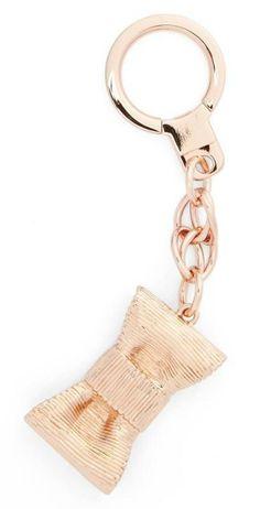 Cute! Bow key chain.