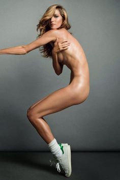 Gisele Bundchen for Adidas