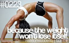 Reasons to be fit #0223