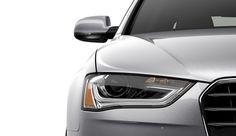 L'équilibre idéal entre performance et efficience, sportivité et souveraineté, intelligence et émotion. C'est l'Audi A4.