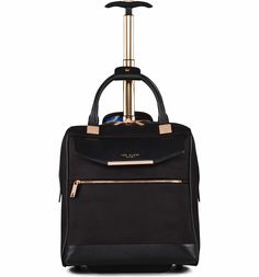 Main Image - Ted Baker London Trolley Packing Case (16 Inch)