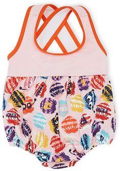 7a1a19e5c4310 Fendi Kids Bag Bugs swimsuit Fendi Bag Bugs, Baby Swimsuit, Kids Swimwear,  Baby