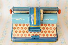 Click Clack, Tick Tock, Knock Knock by 1SweetDreamVintage on Etsy  ADORABLE vintage toys.