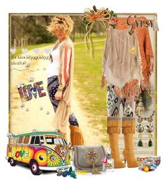 """""""Hippy Hippy Shake!"""" by jewelsinthecrown ❤ liked on Polyvore featuring Junk Gypsy, Steffen Schraut, Funtasma, Appartamento 50, Monsoon, Pols Potten, Juicy Couture and Apsara"""