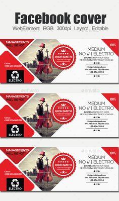 Web Design, Web Banner Design, Graphic Design, Facebook Cover Design, Facebook Timeline Covers, Newspaper Layout, Facebook Banner, Corporate Flyer, Cover Template