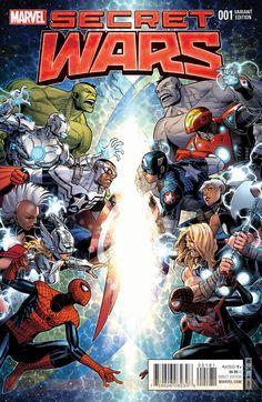 Buzz Comics, le forum comics qui est Charlie. - Afficher un message - Mondo Marvel avril 2015