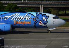 Boeing 737-490  Alaska Airlines