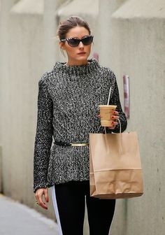 Olivia Palermo in Brooklyn, New York. - THE OLIVIA PALERMO LOOKBOOK