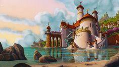 9 meraviglie architettoniche che hanno ispirato la Disney
