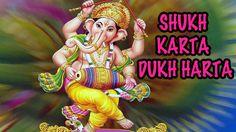Sukh Karta Dukh Harta Aarti | Ganesh Ji Aarti