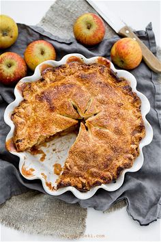 Apple pie -i pumpkin pie. Cookie Recipes, Dessert Recipes, Cupcake Cookies, Apple Pie, Sweet Tooth, Food And Drink, Pumpkin, Tasty, Sweets